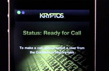 Proteggere le telefonate con Apple Iphone Kryptos