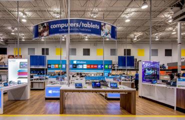 Microsoft apre centinaia di negozi in Best Buy e assume 1200 persone
