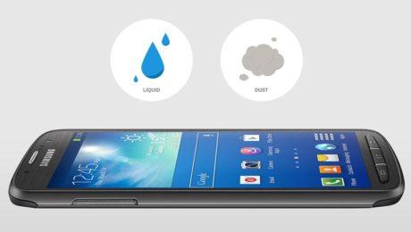 Samsung, arriva il Galaxy S4 Active impermeabile