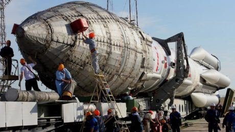 Lanciato con successo il satellite Ses-6