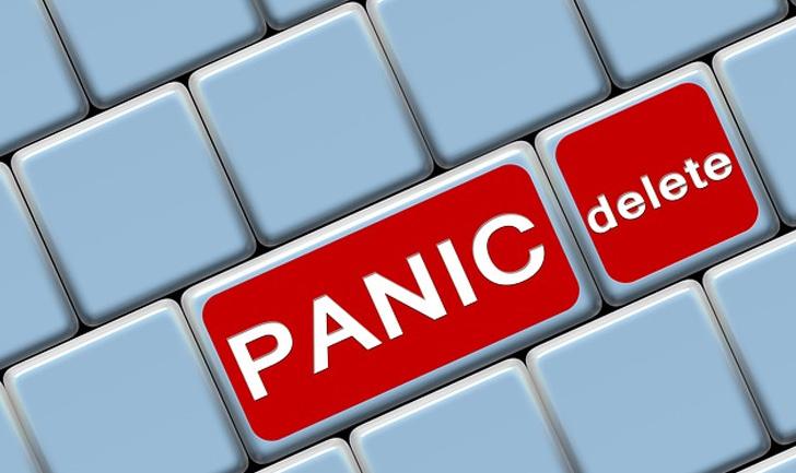 Prima azione da fare durante una crisi social: stare calmi