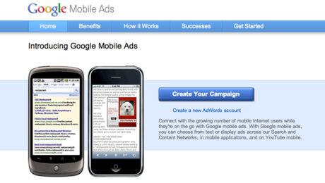 Il restyle grafico di Google sulla pubblicità mobile
