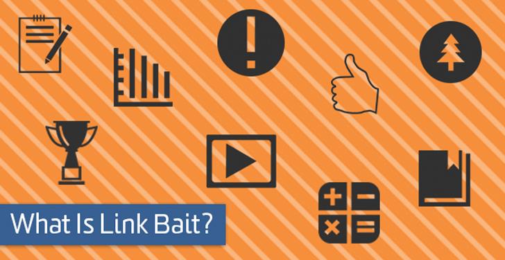 Che cos'è il link bait?