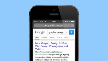 URL nelle ricerche mobile: Google lancia nuovo algoritmo