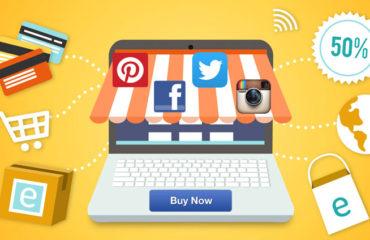 Usare i social network per vendere con l'ecommerce