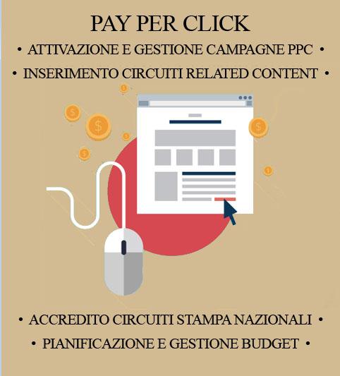 Seo per Vendere, fase 4: campagne pay per clic