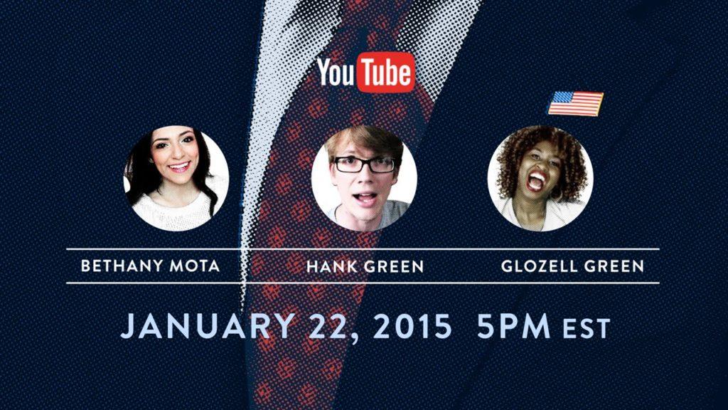 YouTube è stato usato anche per campagne politiche di livello internazionale