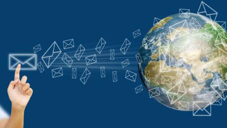 Invia mail pubblicitarie all'estero