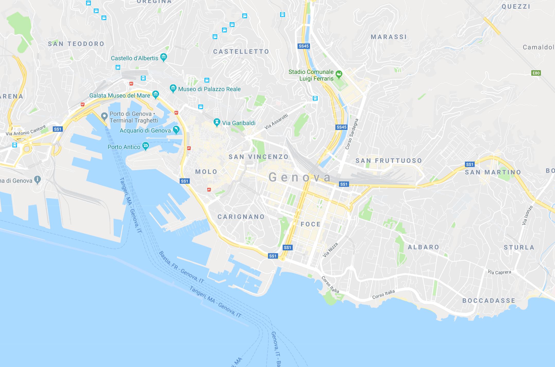 Sede Genova